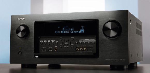 Denon X4000 Vs 4520
