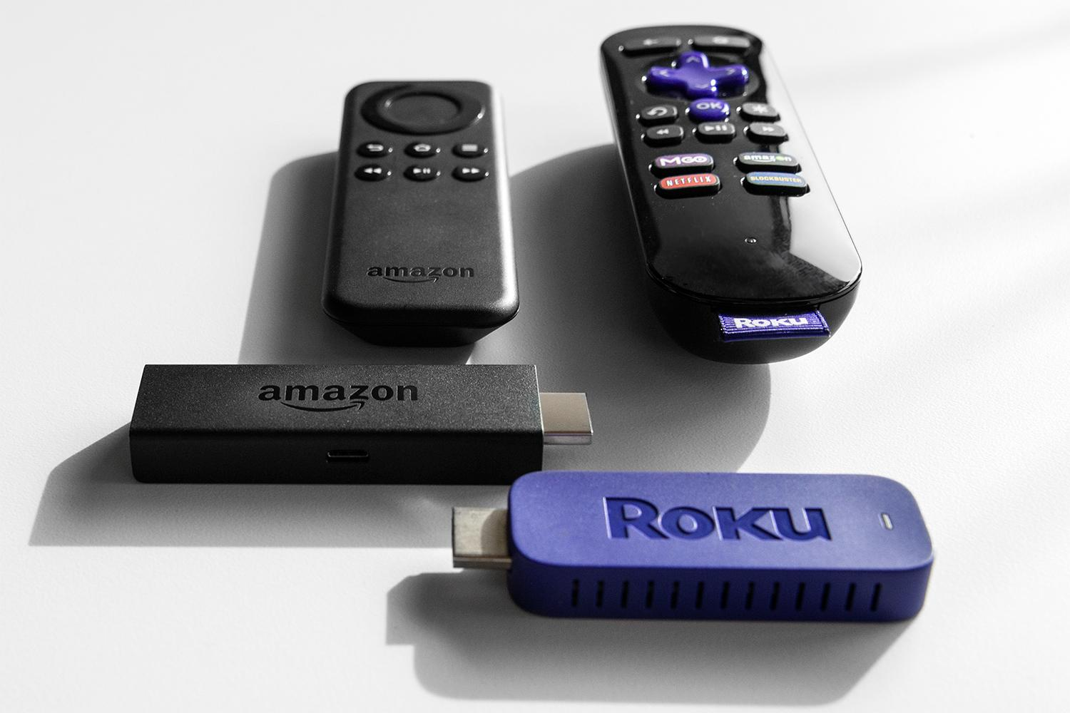 Amazon Fire Stick Vs Roku Stick