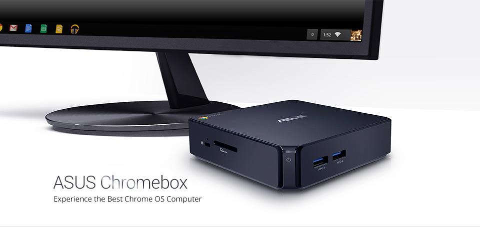 Asus Chromebox M004U Vs M115U