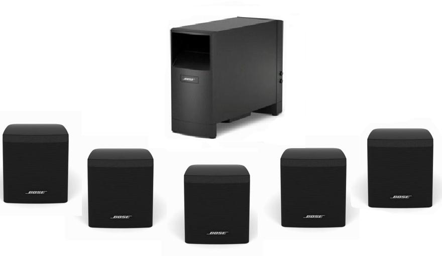 Bose Living Room Surround Sound