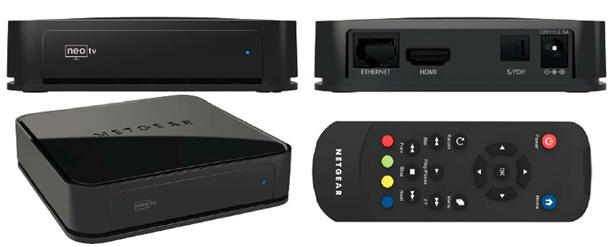 Netgear NeoTV Vs Roku 3