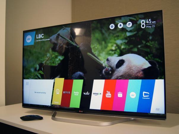 LG 65UF9500 Vs Samsung UN65JS8500