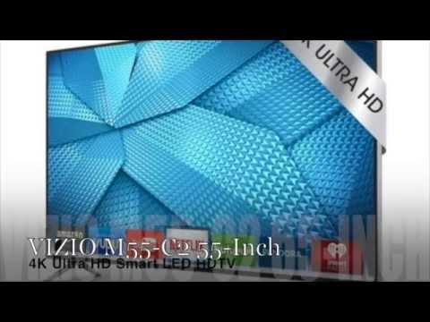 Samsung UN55JU6500 Vs Vizio M55-C2