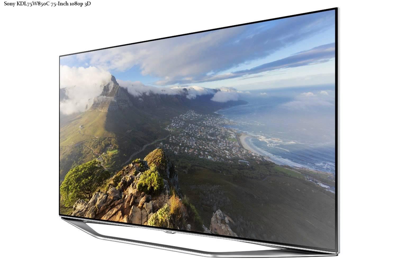 Sony KDL75W850C Vs Samsung UN75J6300