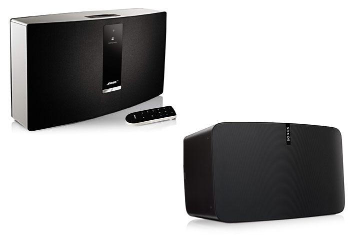 Bose SoundTouch 30 Vs Sonos Play 5