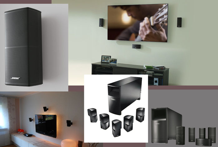 Bose Acoustimass 10 Vs 15
