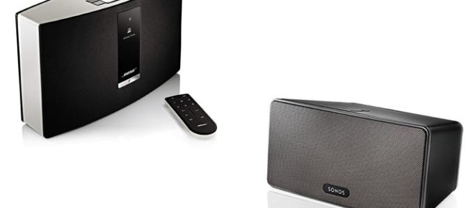 Bose SoundTouch 20 Vs Sonos Play 3