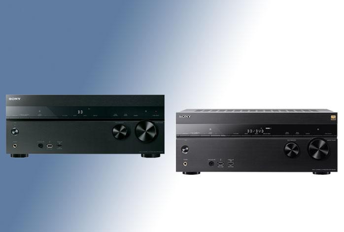 Sony STR-DN1050 Vs STR-DN1060