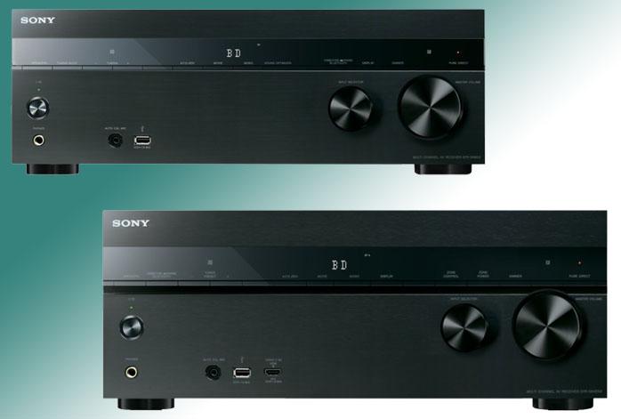 Sony STR-DN850 Vs STR-DN1050