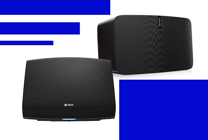 Denon Heos 5 Vs Sonos Play 5