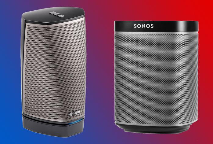 Denon Heos 1 Vs Sonos Play 1