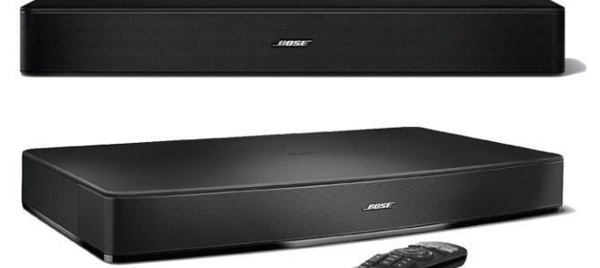 Bose Solo 5 Vs 15