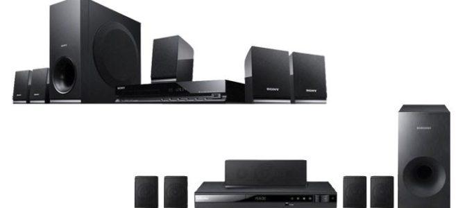 Sony DAV TZ140 Vs Samsung HT E350