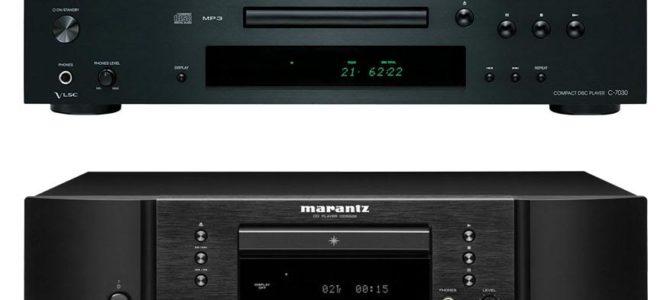 Onkyo C 7030 Vs Marantz CD5005