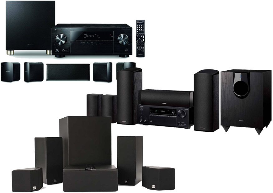 Best 5.1 Home Theater System 2017