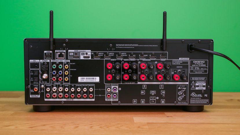 Onkyo TX NR656 Vs TX NR646 3