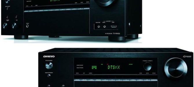 Onkyo TX NR656 Vs TX NR757
