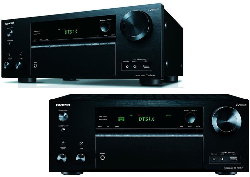 Onkyo TX NR656 Vs TX NR757 1
