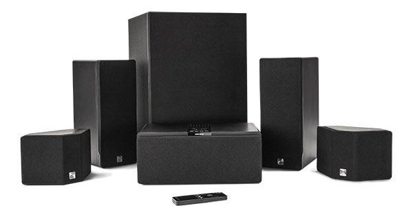 Enclave Audio CineHome HD 5.1 Review: Affordable Wireless System