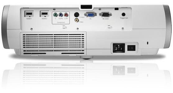 Epson 8345 Vs BenQ W1070