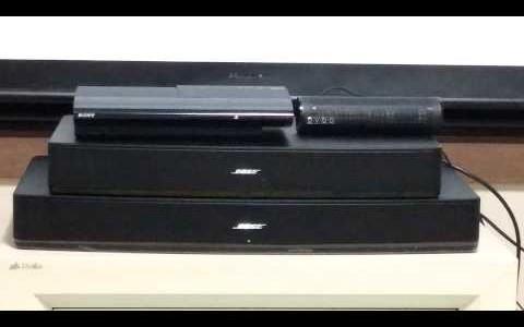 Bose Solo 15 Vs Solo 10
