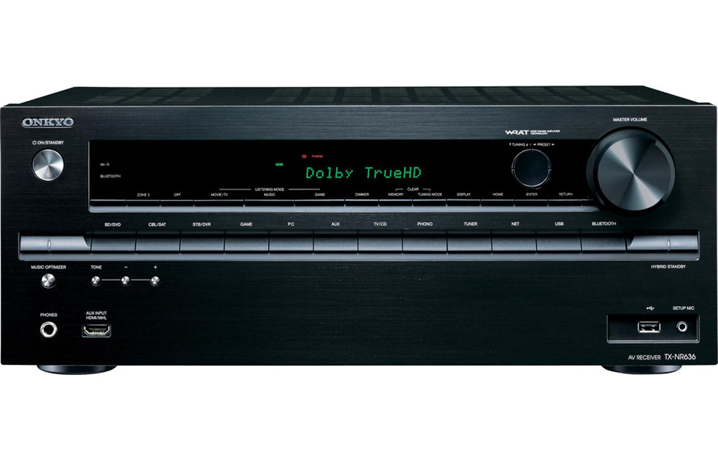 Onkyo TX-NR636 Vs Denon AVR-S900W