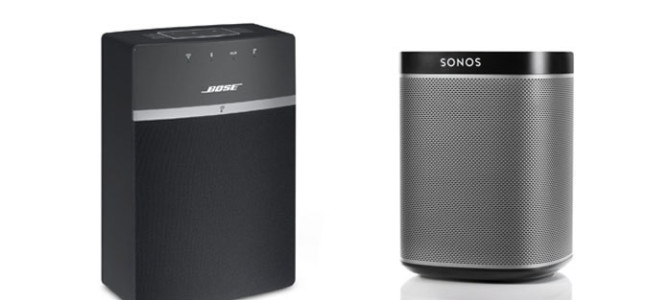 Bose SoundTouch 10 Vs Sonos Play 1