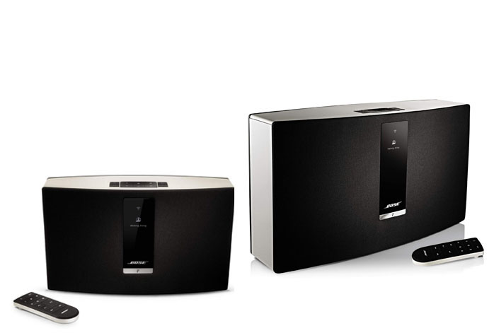 Bose SoundTouch 20 Vs 30