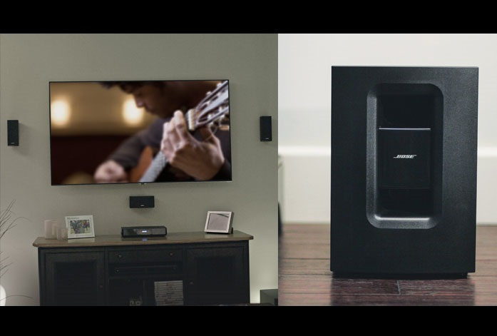 Bose SoundTouch 520 Vs CineMate 520