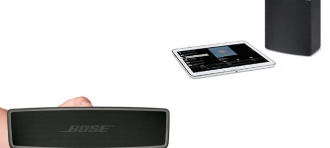 Bose SoundTouch 10 Vs SoundLink Mini