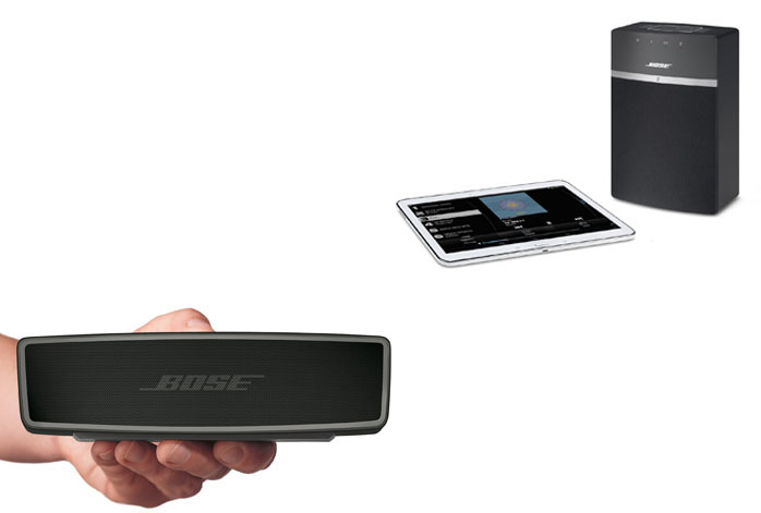 Bose SoundTouch 10 Vs SoundLink Mini
