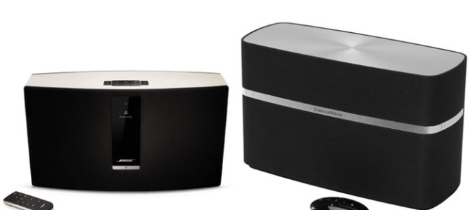 Bose SoundTouch 30 Vs Bowers and Wilkins A7