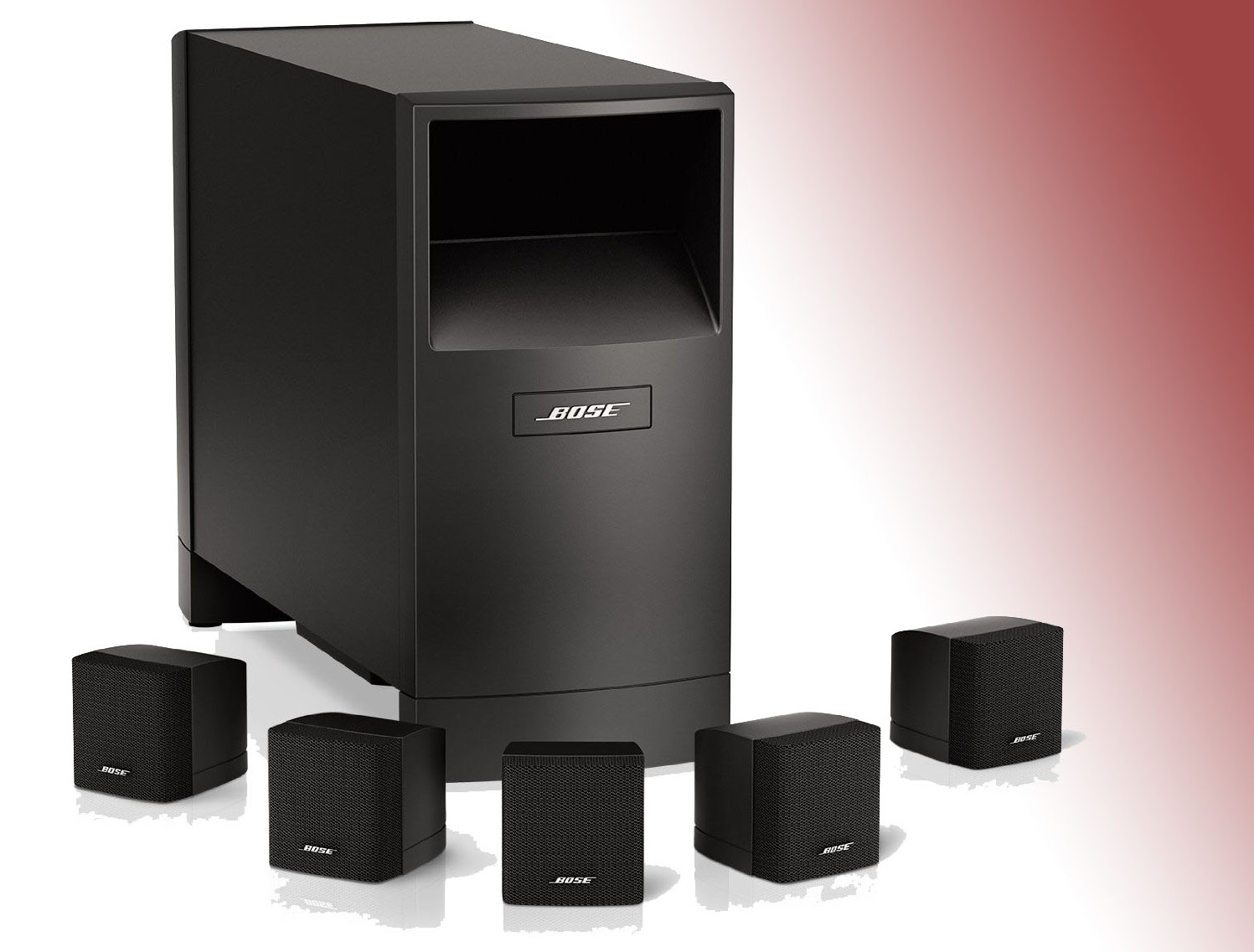Bose Acoustimass 6 Review - Small Yet Powerful Speakers