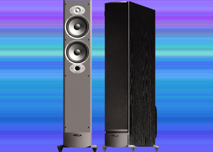 Polk Audio RTi8 Review - High Output Power