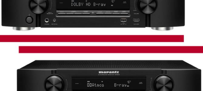 Marantz NR1506 Vs NR1606
