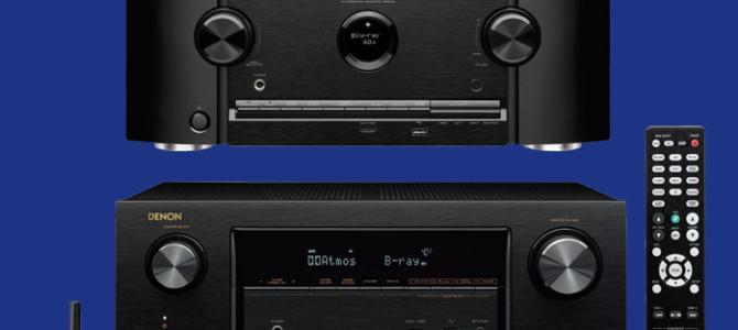 Marantz SR5010 Vs Denon X2200W