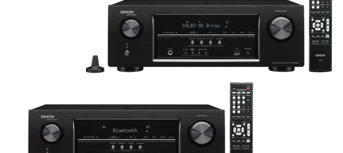Denon AVR-S500BT Vs AVR-S510BT