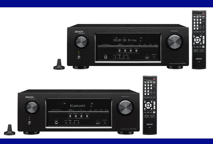 Denon AVR-S500BT Vs AVR-S510BT