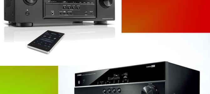 Denon AVR-S510BT Vs Yamaha RX-V379