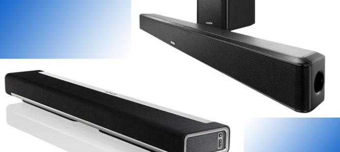 Denon DHT S514 Vs Sonos Playbar
