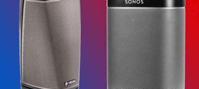 Denon Heos 1 Vs Sonos Play 1
