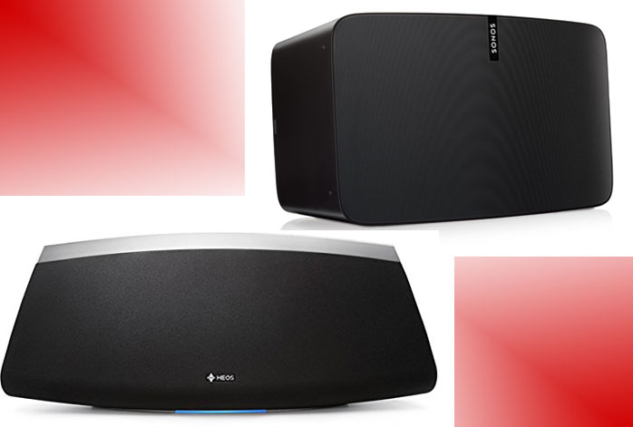 Denon Heos 7 Vs Sonos Play 5