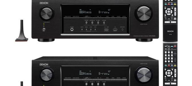 Denon AVR-S710W Vs AVR-S720W