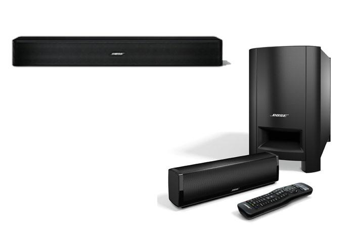 Bose Solo 5 Vs CineMate 15