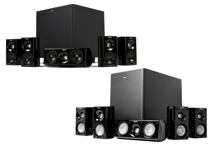 Klipsch HD Theater 600 Vs 500 - YourMediaShelf