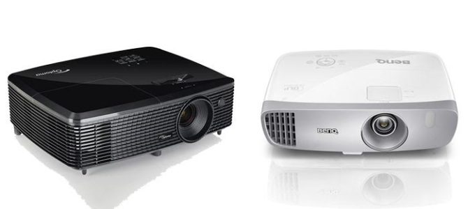 Optoma HD142X Vs Benq HT2050