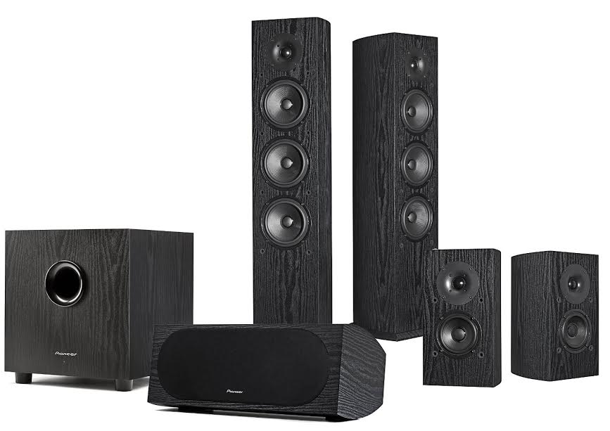 Pioneer SP-PK52FS Review One of the Best in the Class