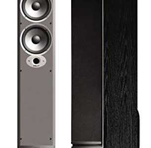 Polk RTi8 Review: Crisp and Clear Floorstanding Tower Speaker