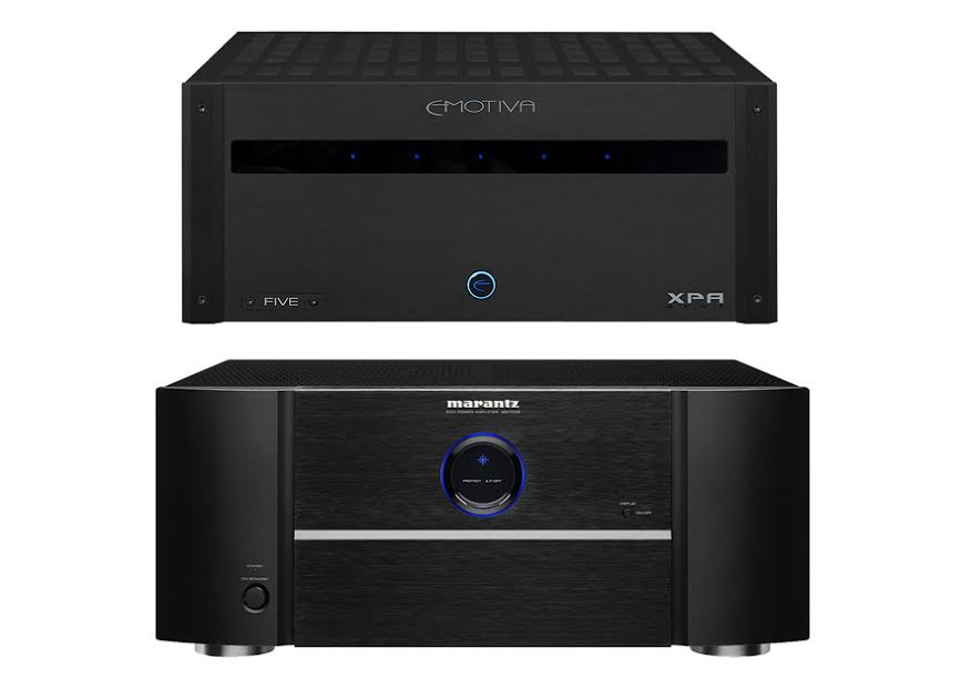 Emotiva XPA 5 Vs Marantz MM7055