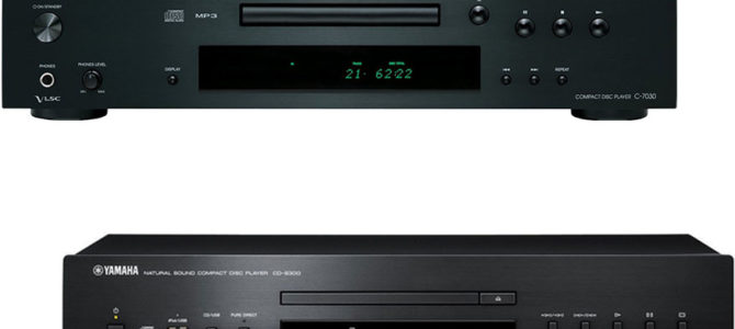 Onkyo C 7030 Vs Yamaha CD S300
